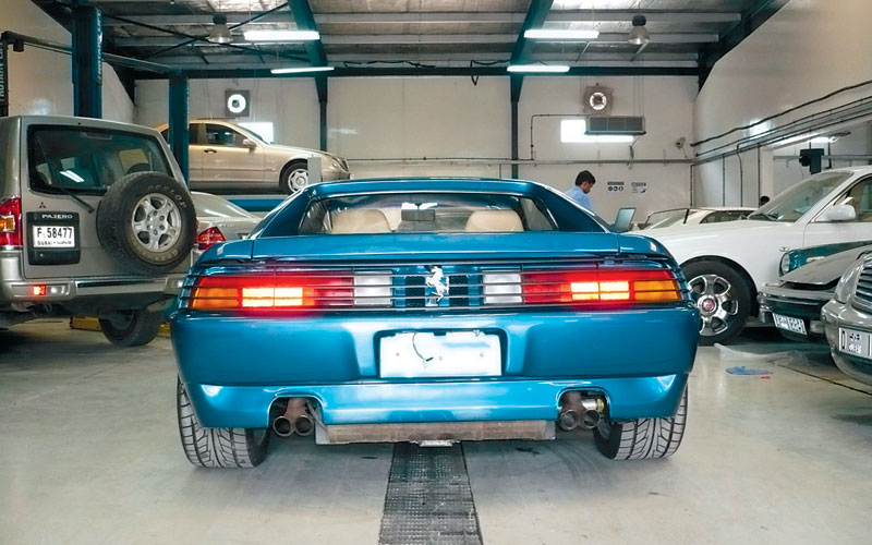 Ferrari 348 Project Car   How To Restore And Run An Old FerrariMotoring  Middle East: Car News, Reviews And Buying Guides