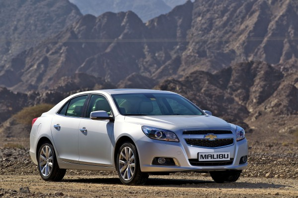 Chevrolet Malibu Middle East Launch (with Video) - Motoring Middle