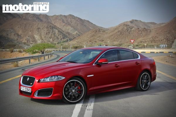 Jaguar XFR Review Video Motoring Middle East Car News - 2012 jaguar xfr review