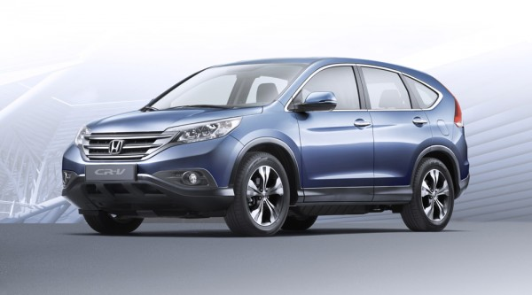 2012 Honda CR-V Middle East Debut, Dubai, UAE