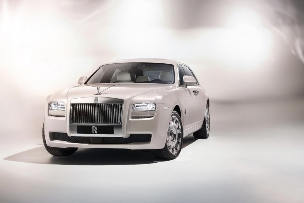 Rolls-Royce Ghost Six Senses Edition