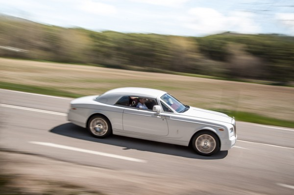 Rolls-Royce Phantom Coupe Series II - Nice, Cote d'Azur, France