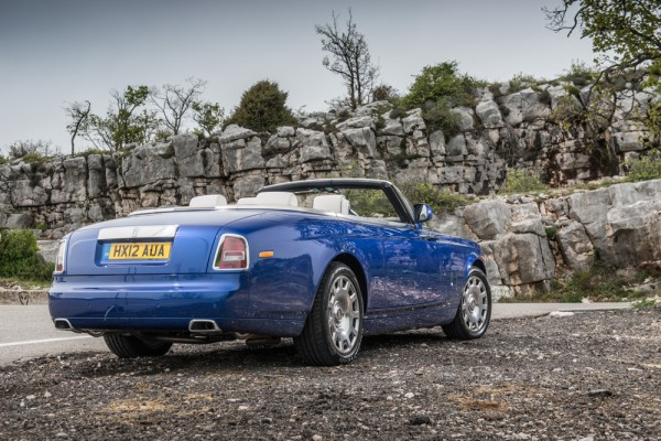 Rolls-Royce Phantom Drophead Coupe Series II - Nice, Cote d'Azur, France