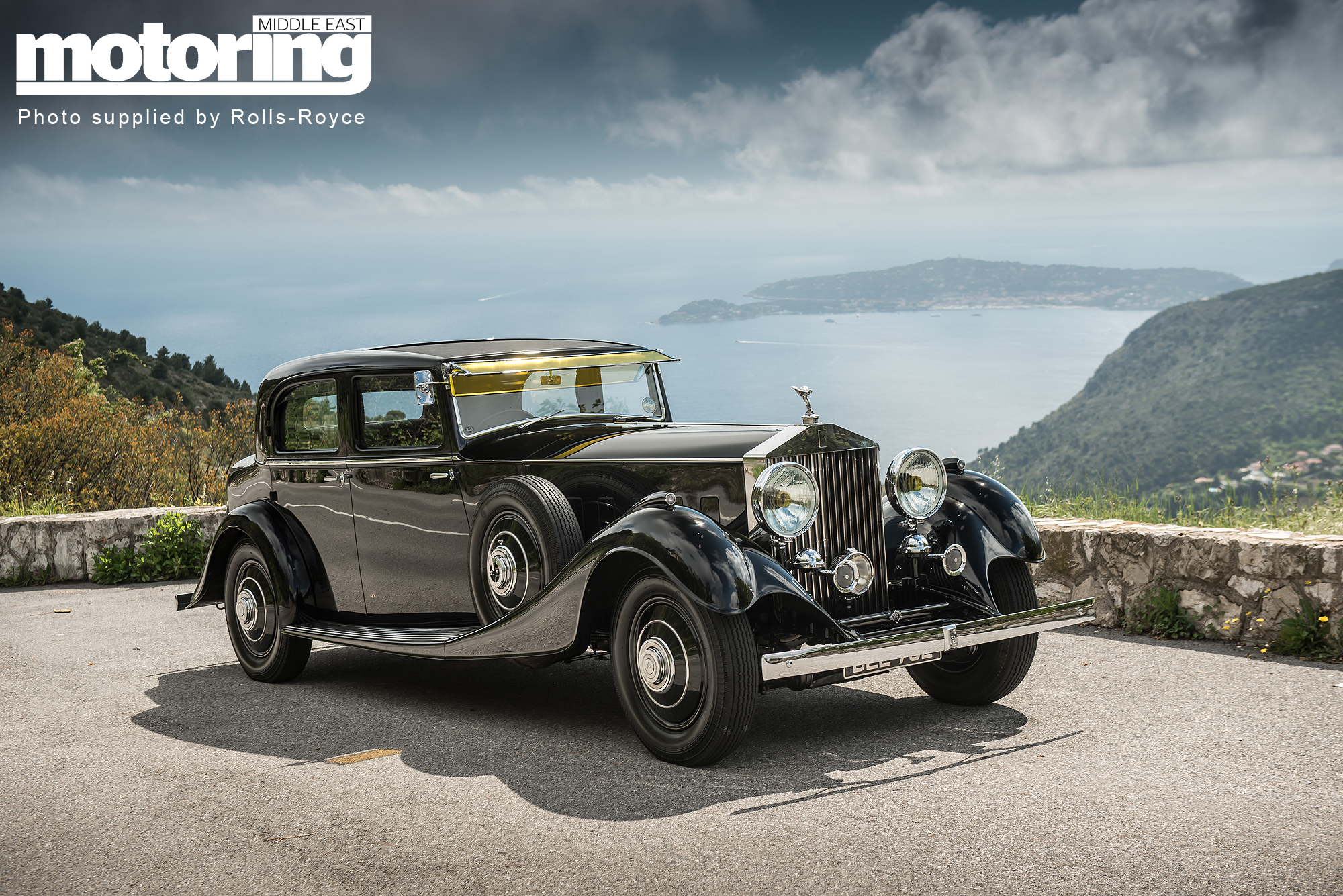 1933 rolls-royce phantom ii - motoring middle east: car news