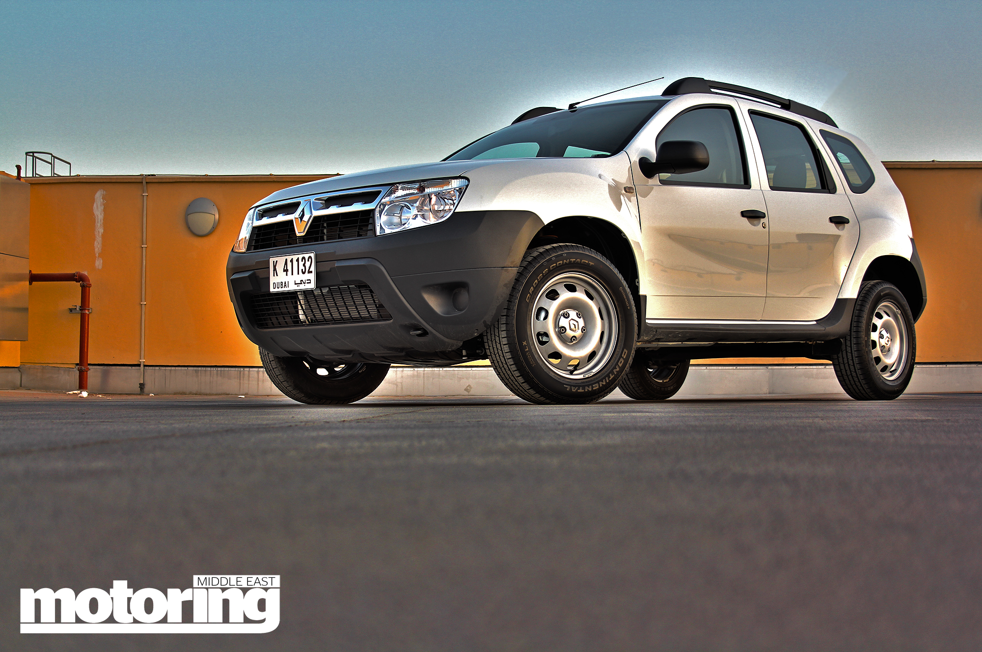 2012 renault duster 4x2 pe review motoring middle east car news reviews a. Black Bedroom Furniture Sets. Home Design Ideas