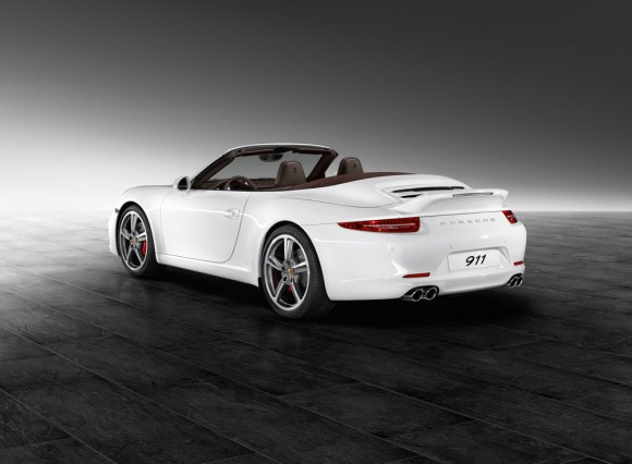 Porsche Exclusive - 911 Carrera Cabriolet with Sport Design package