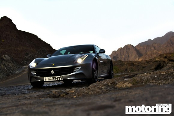 Ferrari FF in the UAE