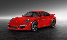 Porsche Exclusive: 911 Carrera with Aerokit Cup