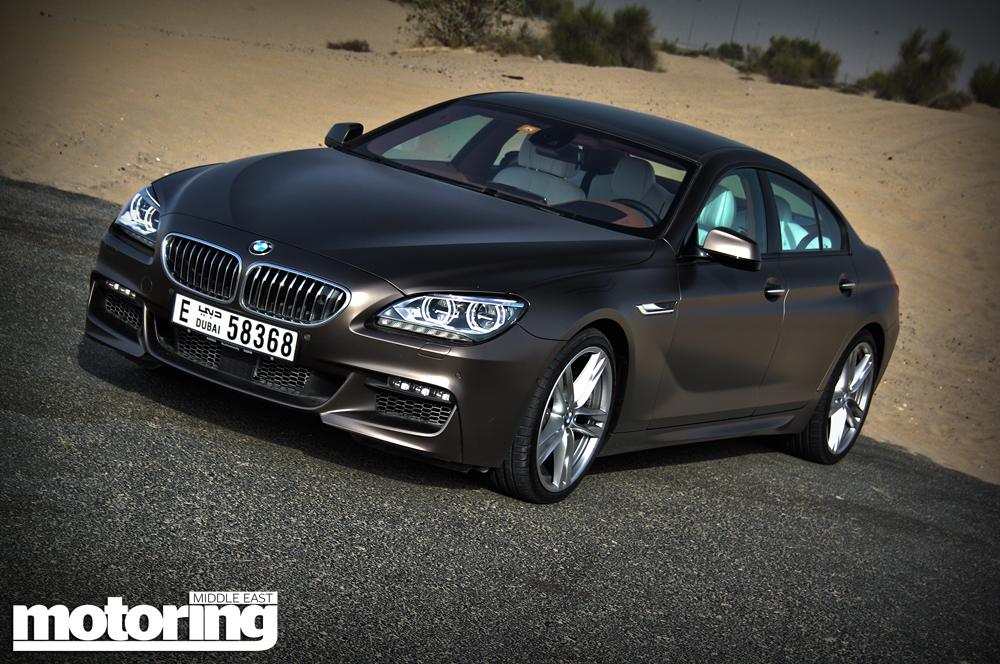 2012 bmw 650i gran coupe