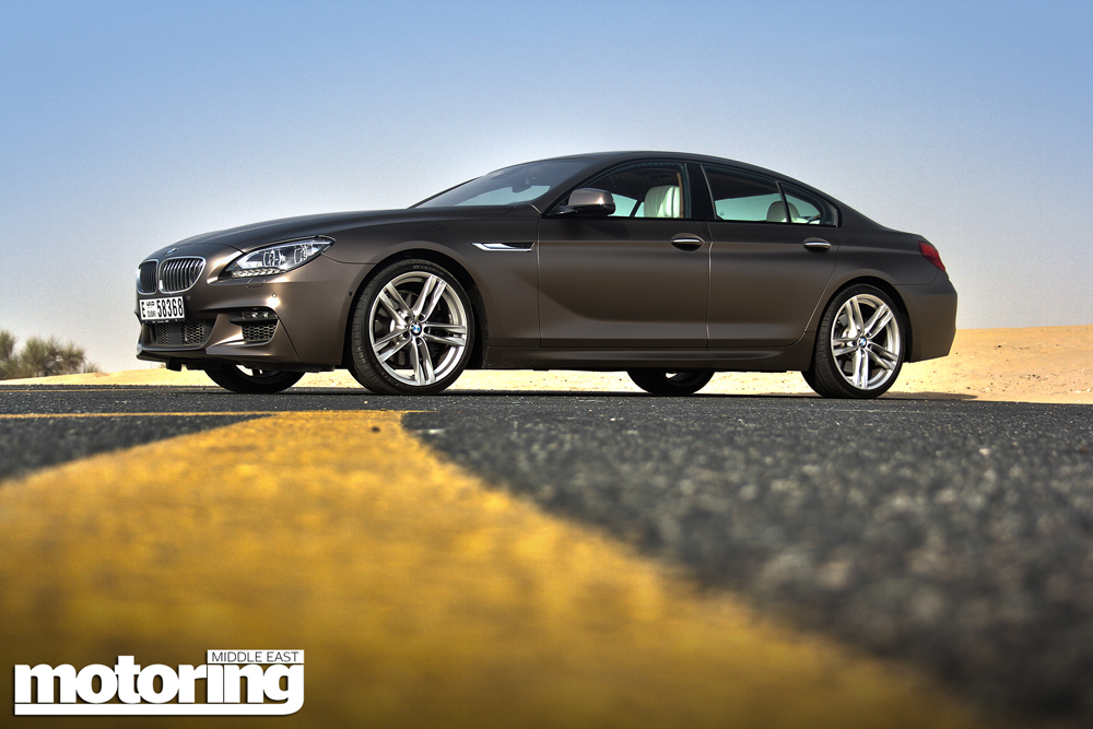 BMW I Gran Coupe Review Motoring Middle East Car News - 2012 bmw 640i gran coupe