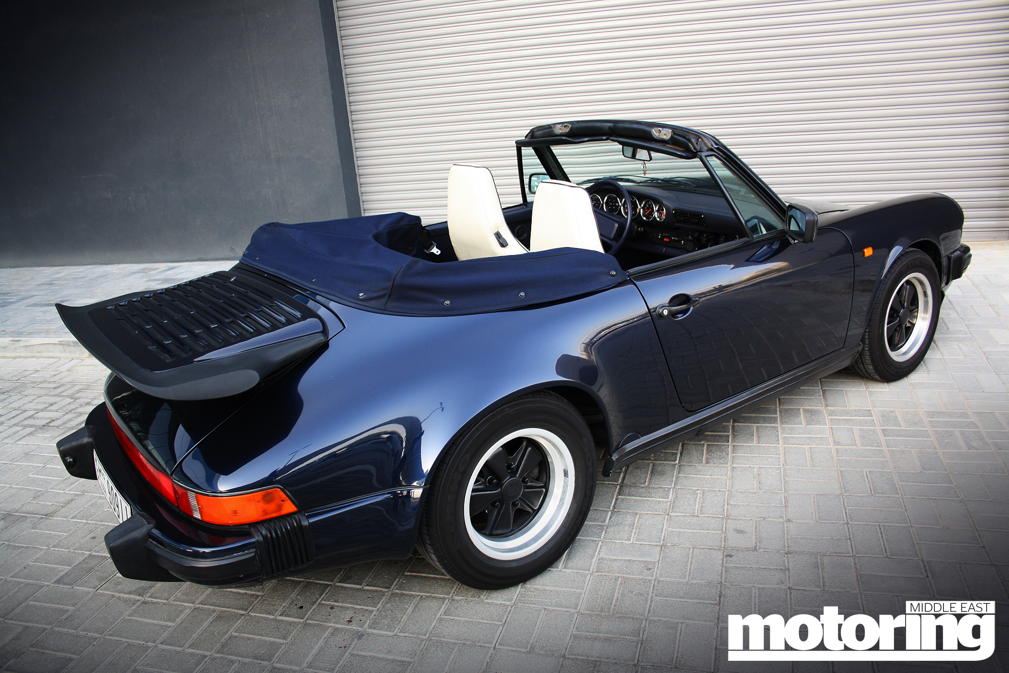 classic 1987 porsche 911 3 2 carrera in dubai motoring middle east car news reviews and. Black Bedroom Furniture Sets. Home Design Ideas
