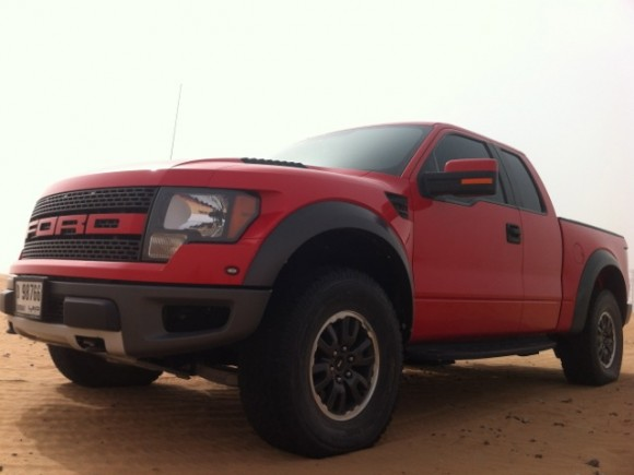 Barry Cumming's Ford SVT Raptor, Owners Review