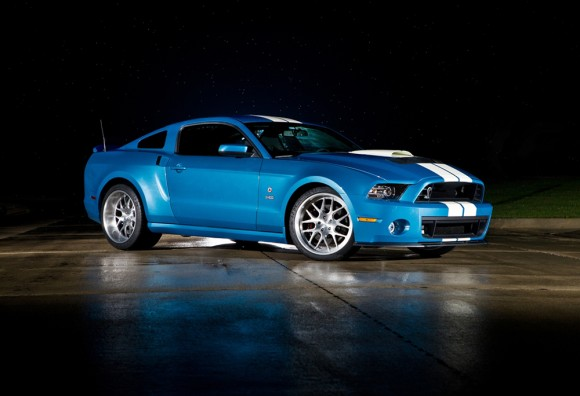 Shelby-Tribute Ford Mustang Shelby Cobra with 850bhp