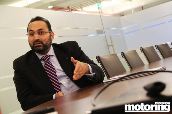 Saud Abbasi, General Manager of Al-Futtaim Motors – Lexus