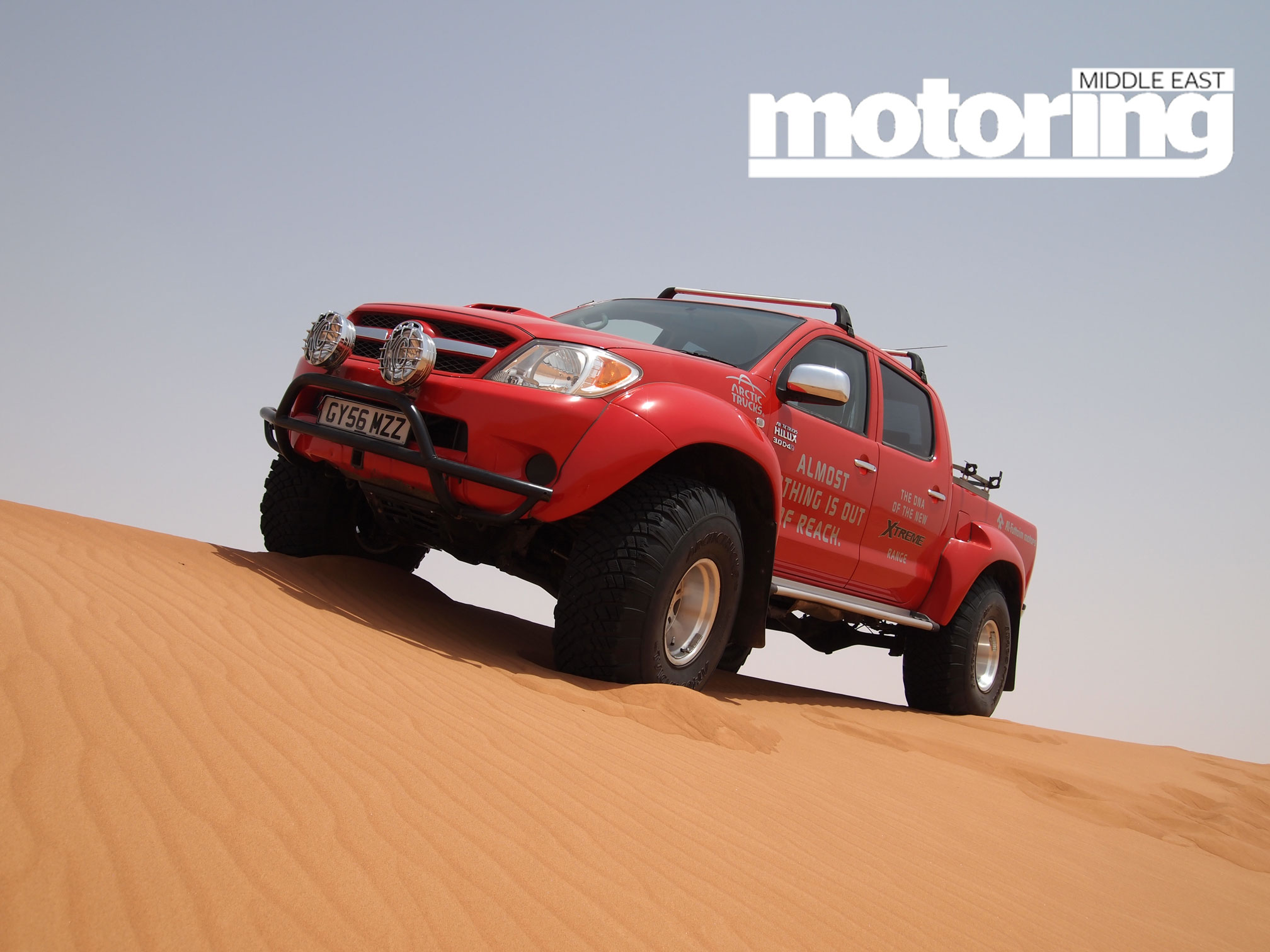 Toyota Hilux AT38 Review