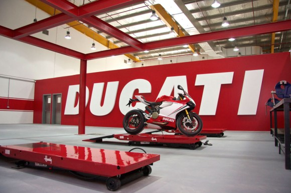 Troy Bayliss AD Ducati