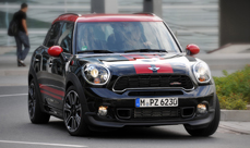John Cooper Works Mini Countryman