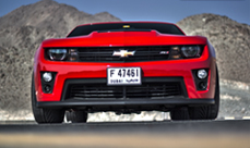 Chevrolet Camaro ZL1 review