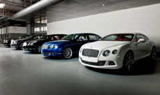 World's biggest Bentley Workshop in Dubai, UAE