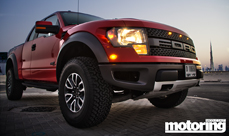 2012 Ford Raptor 6.2 Supercab