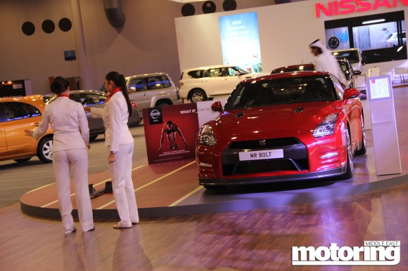 Sharjah Motor Show 2012