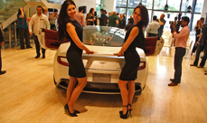 Dubai - Aston Martin showroom opening and Vanquish launch in UAE