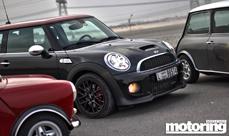 2013 Mini John Cooper Works Auto meets classics