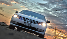 Volkswagen Passat Our Cars - long term report UAE