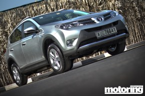 2013 Toyota RAV4 launch in UAE