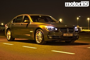 2013 BMW 750iL review
