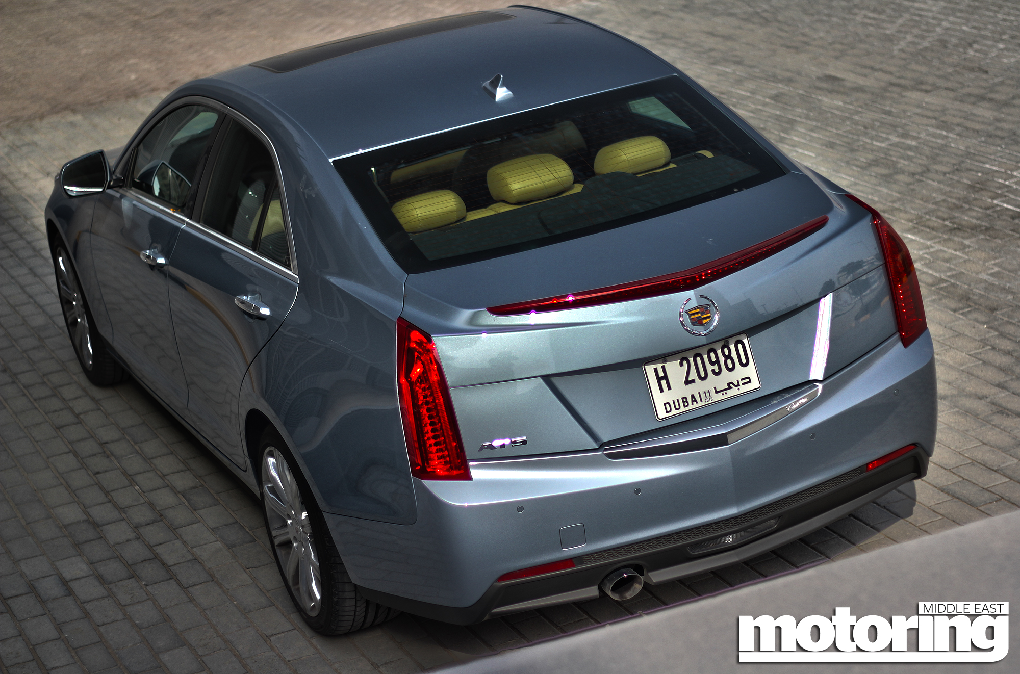 Cadillac ATS 2.5 Auto Review - Motoring Middle East: Car news ...