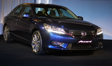Honda Accord Dubai launch Jan 2013