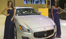 2013 Qatar Motor Show