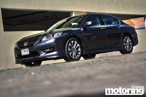 2012 Honda Accord V6 saloon