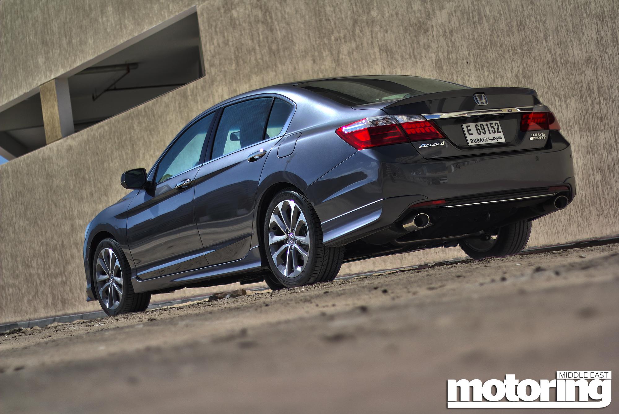 2012 Honda Accord V6 Saloon