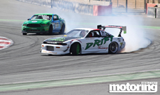 UAE Drift Round 4, Dubai Autodrome, 9 March 2013