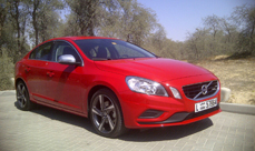 Volvo S60 T4 R-Design Polestar review