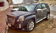 GMC Terrain long-term test