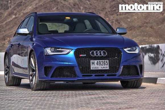 2013 Audi Rs4 Avant Review Motoring Middle East Car