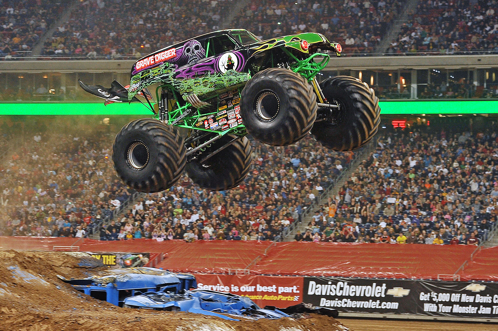 Monster Jam Tickets Vivid Seats Autos Post