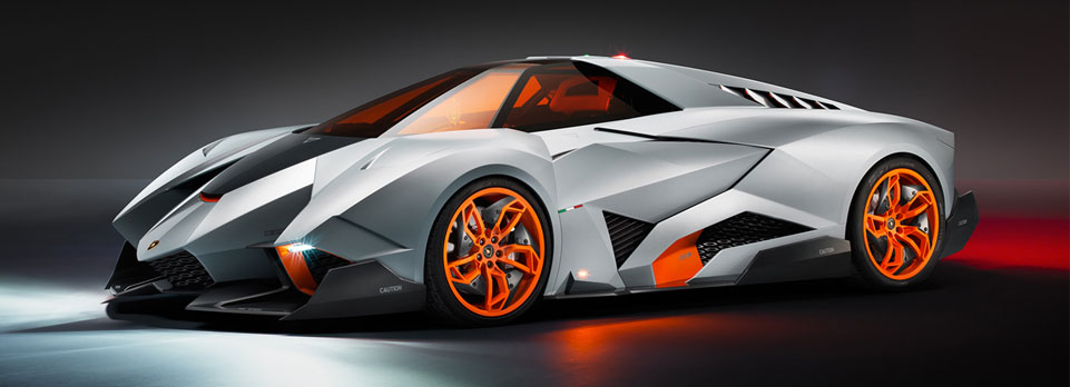 Lamborghini finally loses their marbles and builds an X-Wing for the street
