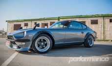 Modified classic Datsun 240Z