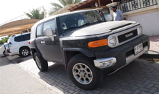 Toyota FJ Long term