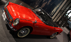 Nagoya Car Museum: packed with automotive legends!