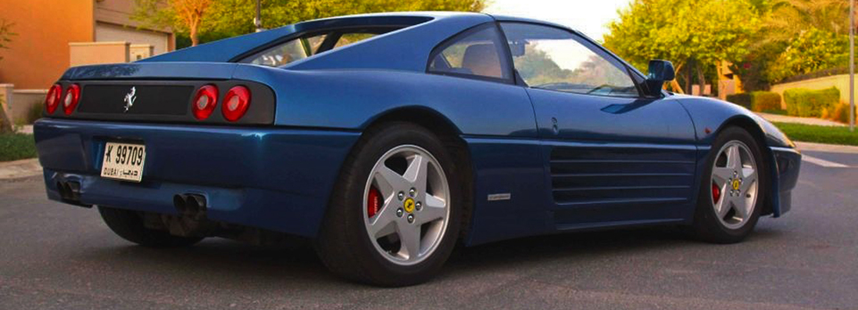Mission Accomplished! After five and half years working on this Ferrari 348 Project Car, Noel Ebdon finally declares 'job done'