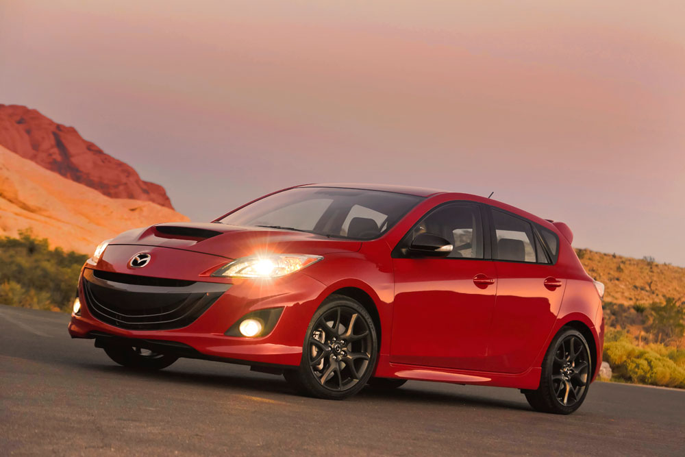 No Turbo For Next MazdaSpeed 3  Motoring Middle East Car news