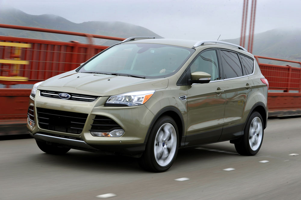 2014 Ford Escape Motoring Middle East Car News Reviews