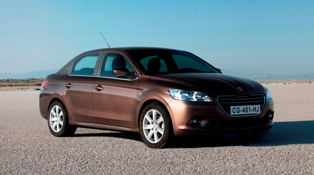 2014 Peugeot 301 Motoring Middle East Car News Reviews