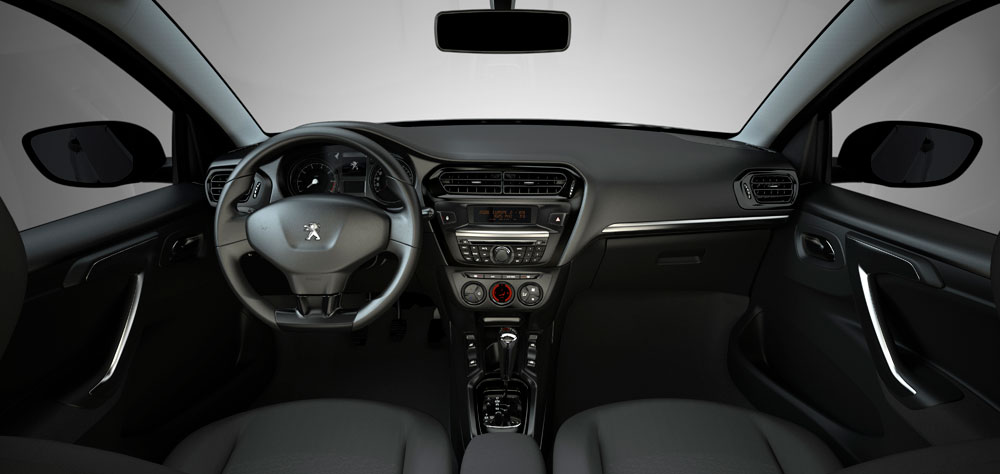 2014 Peugeot 301 - Motoring Middle East: Car news, Reviews and ...