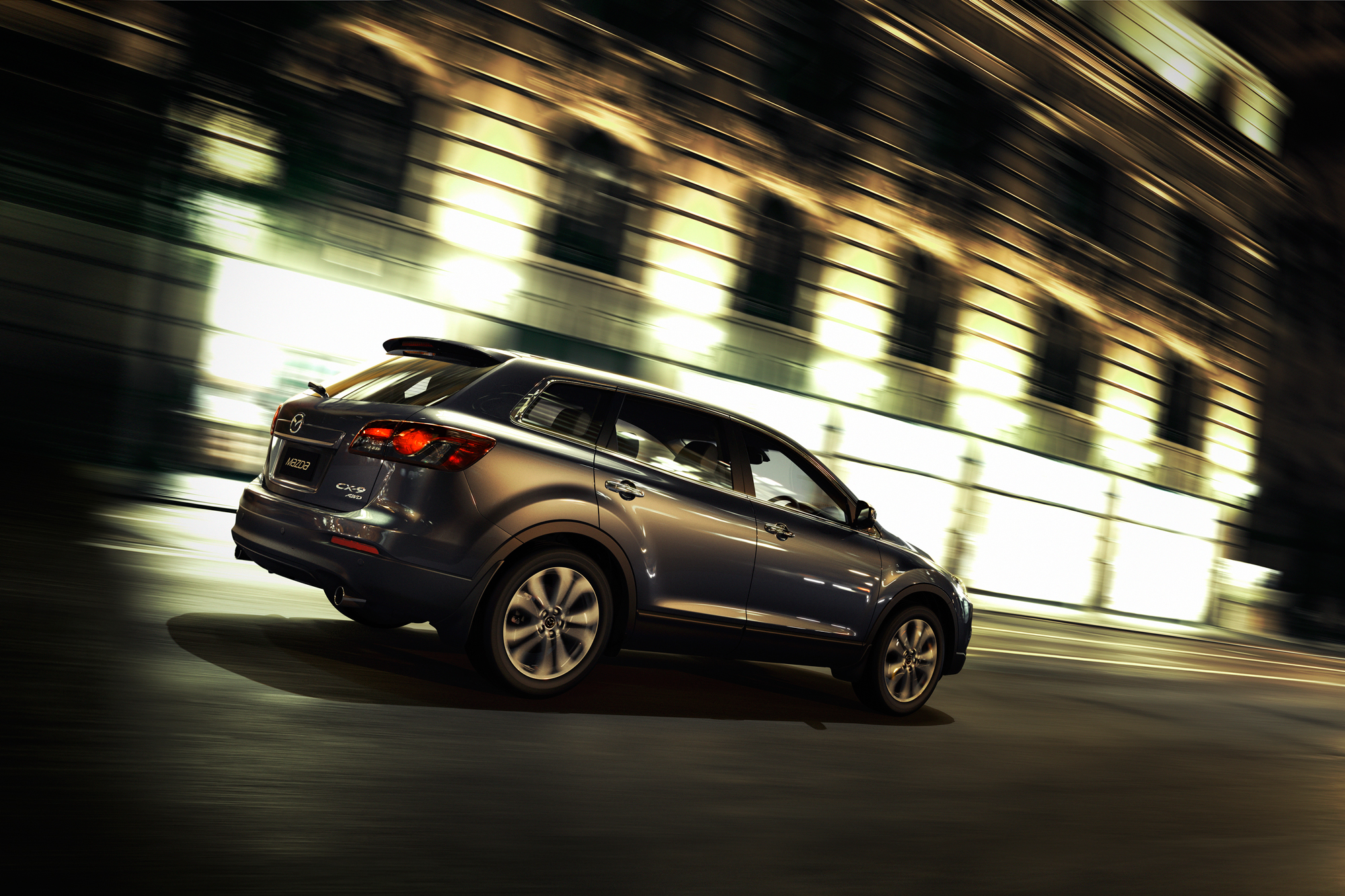 mazda cx 9 review motoring middle east car news reviews and buying. Black Bedroom Furniture Sets. Home Design Ideas